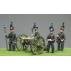 Horse Artillery Crew, Waterloo