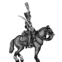 Portugese Cavalry Officer