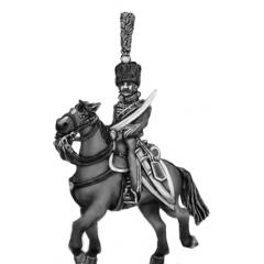 Elite Hussar officer