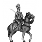 Chasseur Officer, habit veste