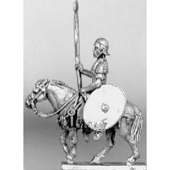 Cavalryman and horse