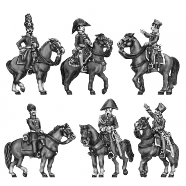 Prussian Staff set 2