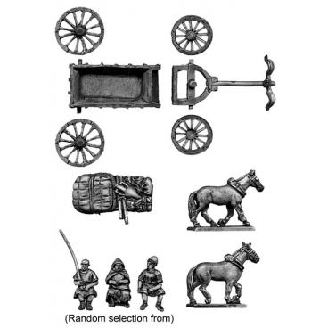 Baggage wagon 1 Load C