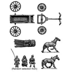 Baggage wagon 2 Load A