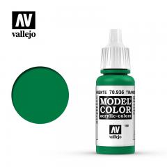 Green - Transparent Acrylic