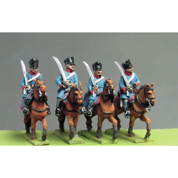 Prussian Dragoon at rest