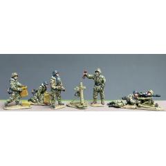 Winter Germans HMG and 8.0cm mortar