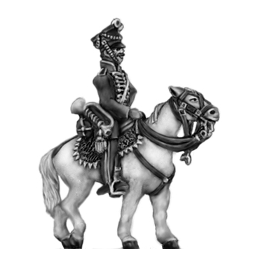 East Prussian National Cavalry Trumpeter