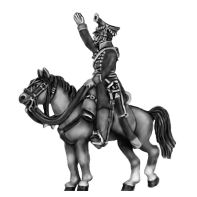 East Prussian National Cavalry Officer
