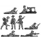 Burma Hats, heavy weapons