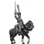 Saxon Hussar Officer