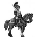 Westphalian Cuirassier Officer