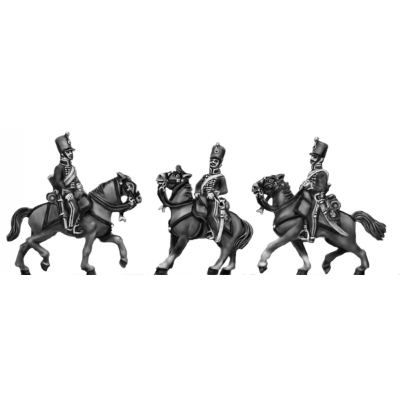 2eme Chasseurs a cheval de la garde