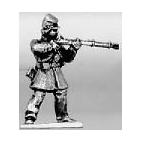 Cap, Frockcoat firing