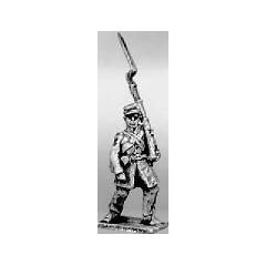 Cap, Frockcoat marching