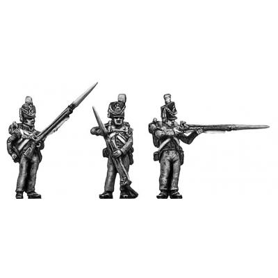 Flank Company firing/loading