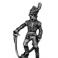Light Infantry officer