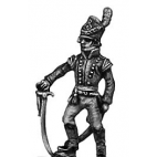 Light Infantry officer