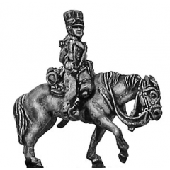 Light Dragoons Trumpeter