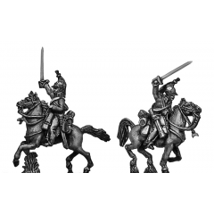 Heavy Dragoons charging