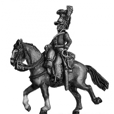 British Household Cavalry officer