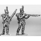 Light infantry, skirmishing