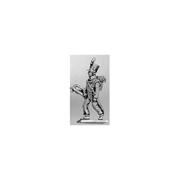 Light infantry bugler