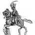 Hussar, shako, charging