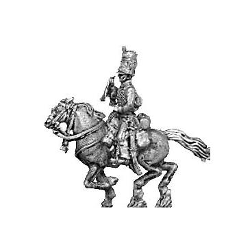 KGL Hussar trumpeter