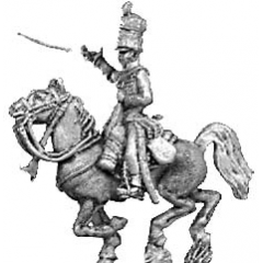KGL Hussar officer