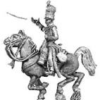 KGL Hussar officer