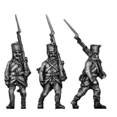 Grenzer marching