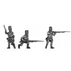Grenzer skirmishing, muskets