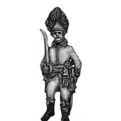 Grenadiers officers