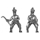 Drivers, shako (1806-1815)