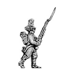 German grenadier, advancing