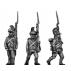 Hungarian Fusilier, helmet, shoulder arms