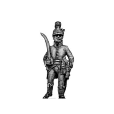 Hungarian Fusilier Officer, helmet