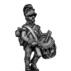 Hungarian Fusilier Drummer, helmet