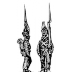 Infantry, march attack