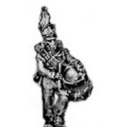Infantry drummer