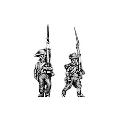 Line fusilier, bicorne