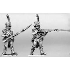 Light infantry, skirmishers