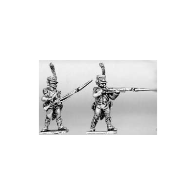 Light infantry, skirmishers