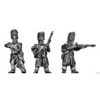 Grenadier, bearskin, skirmishing, greatcoat