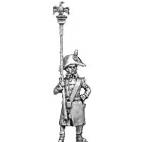 Eagle bearer, greatcoat
