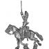 Dragoon elite company trooper, charging
