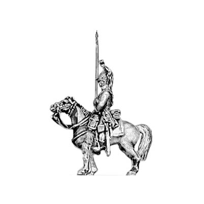 Dragoon guidon bearer