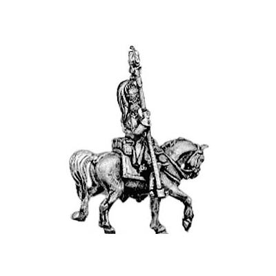 Dragoon eagle bearer
