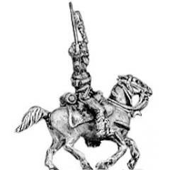 Hussar officer, colpack